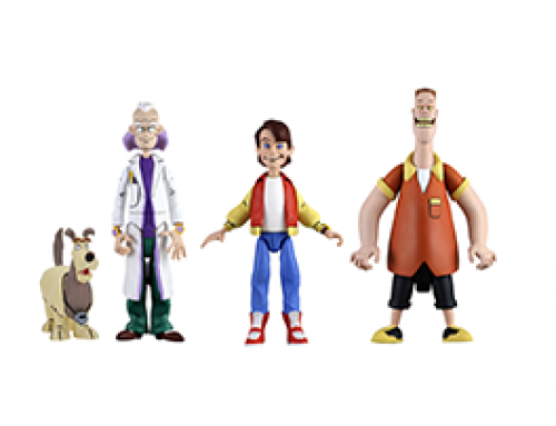 Back to the Future  – 6″ Scale Action Figure – Toony Classics Assortment
