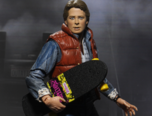 Back to the Future – 7″ Scale Action Figure – Ultimate Marty McFly