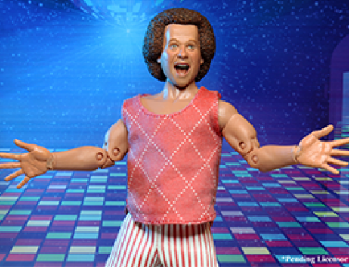 Richard Simmons – 8″ Clothed Action Figure – Richard Simmons