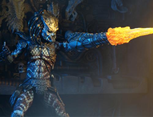 "Predator 2 – 7"" Scale Action Figure – Ultimate Guardian Predator"