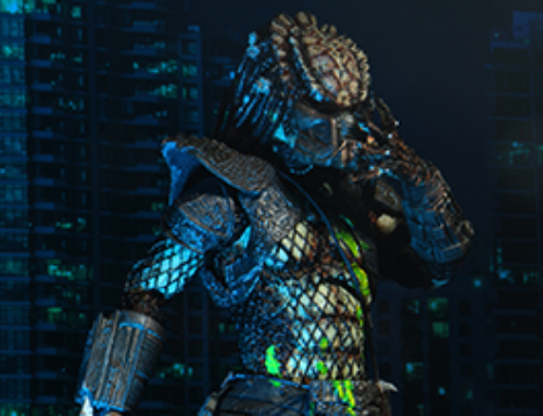 Predator 2 – 7″ Scale Action Figure – Ultimate Battle-Damaged City Hunter