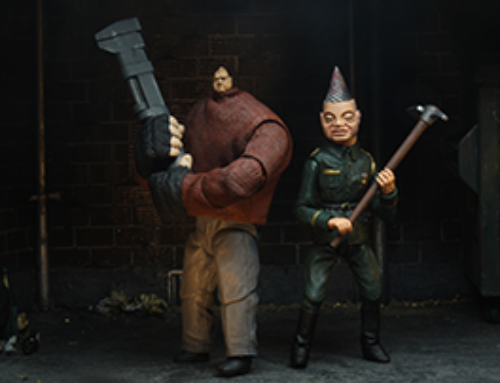 Puppet Master – 7″ Scale Action Figure – Pinhead & Tunneler 2 Pack
