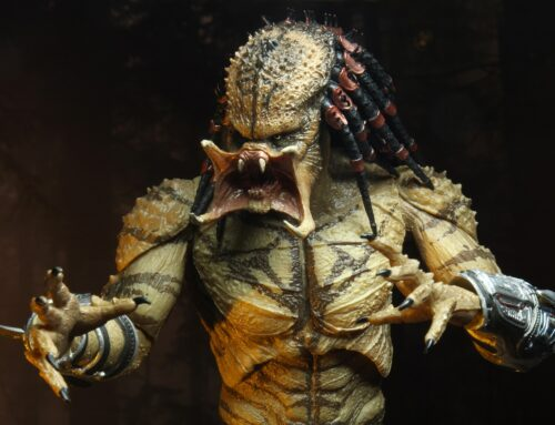 Predator (2018) – 7″ Scale Action Figure – Deluxe Ultimate Assassin Predator (Unarmored)
