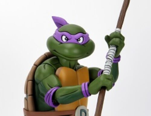 Teenage Mutant Ninja Turtles (Cartoon)- 1/4 Scale Action Figure – Giant-Size Donatello