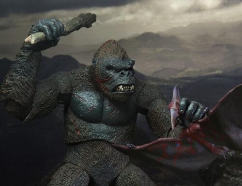 King Kong – 7″ Scale Action Figure – Ultimate Island Kong