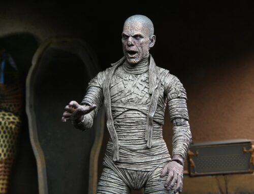 Universal Monsters – 7″ Scale Action Figure – Ultimate Mummy (Color)