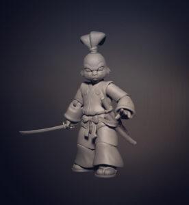 Prototype sculpt - not final