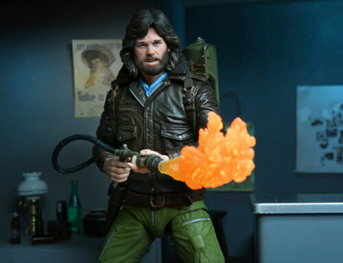 """The Thing – 7"""" Scale Action Figure – Ultimate Macready v2 (Station Survival)"""