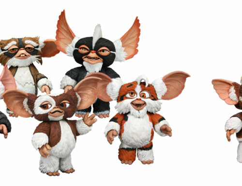 """Gremlins – 7"""" Scale Action Figures – Mogwais in Blister Card Assortment"""