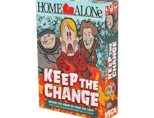 "Home Alone – ""Keep the Change"" Board Game"