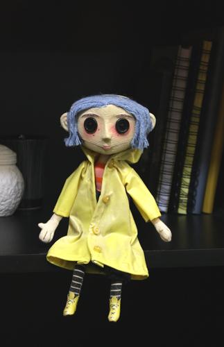 Coraline Prop Replica 10 Doll Necaonline Com